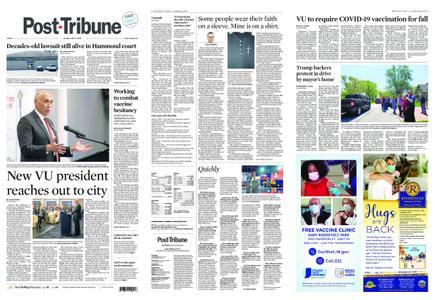 Post-Tribune – May 02, 2021