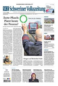 Schweriner Volkszeitung Hagenower Kreisblatt - 19. November 2019