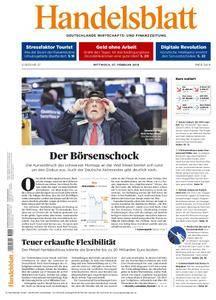 Handelsblatt - 07. Februar 2018