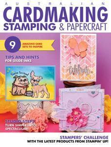 Australian Cardmaking, Stamping & Papercraft - August 2017