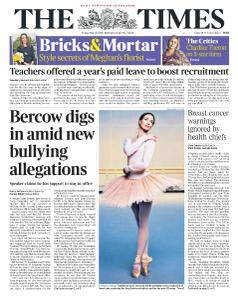 The Times - 4 May 2018