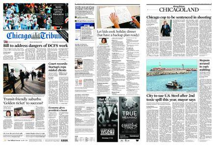 Chicago Tribune – November 20, 2017