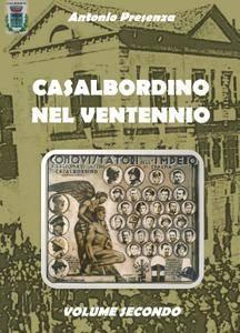 CASALBORDINO NEL VENTENNIO – VOLUME SECONDO