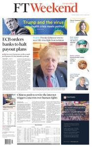 Financial Times Europe - March 28, 2020