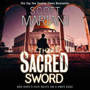 «The Sacred Sword» by Scott Mariani