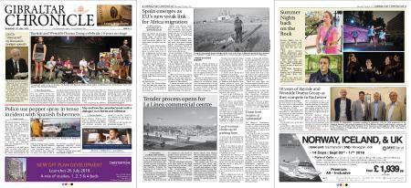 Gibraltar Chronicle – 12 July 2018