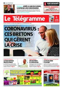 Le Télégramme Quimper – 06 mars 2020