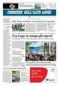Corriere dell'Alto Adige – 02 dicembre 2018
