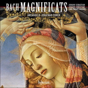 Arcangelo & Jonathan Cohen - Bach: Magnificats (2018) [Official Digital Download 24/96]