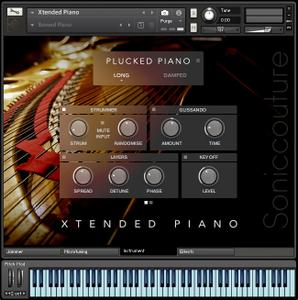 Soniccouture Extended Piano v1.1.0 KONTAKT