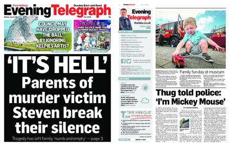 Evening Telegraph First Edition – July 15, 2019