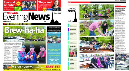 Norwich Evening News – May 24, 2019