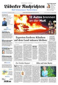 Lübecker Nachrichten Bad Schwartau - 16. Juli 2019