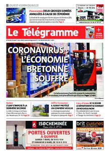Le Télégramme Ouest Cornouaille – 07 mars 2020
