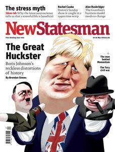 New Statesman - 20 - 26 May 2016