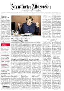 Frankfurter Allgemeine Zeitung F.A.Z. - 27. September 2018