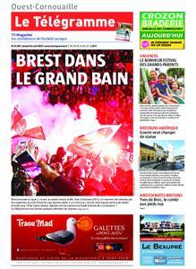 Le Télégramme Ouest Cornouaille – 10 août 2019