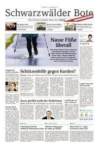 Schwarzwälder Bote Hechingen - 23. Januar 2018