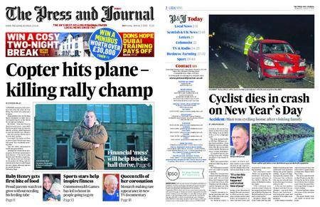 The Press and Journal Moray – January 03, 2018