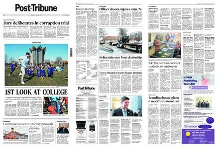Post-Tribune – April 14, 2018