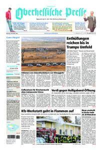 Oberhessische Presse Hinterland - 06. November 2017