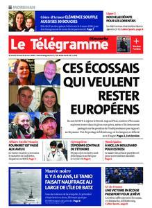 Le Télégramme Auray – 08 mars 2020