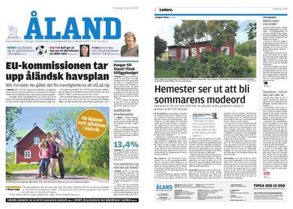 Ålandstidningen – 04 juni 2020