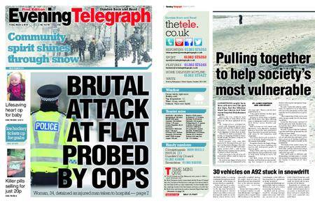 Evening Telegraph First Edition – March 02, 2018