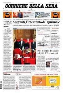 Corriere della Sera - 13 Luglio 2018