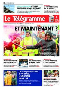 Le Télégramme Guingamp – 11 décembre 2019