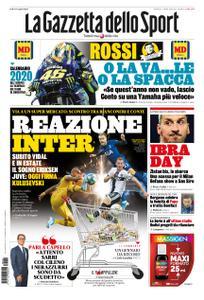 La Gazzetta dello Sport Bergamo – 02 gennaio 2020