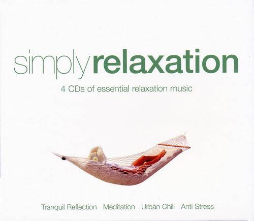 V.A. - Simply Relaxation [4CD Box Set] (2010) (Repost)