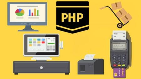 PHP for Beginners to Inventory POS Sales Project - AdminLTE (Updated)
