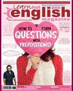 Hot English Magazine • Audio Edition • Number 183 • August 2017