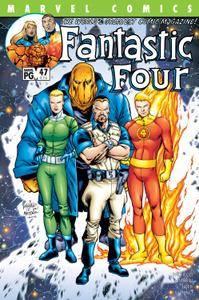 Fantastic Four 476 47 2001 Digital