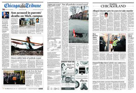 Chicago Tribune – March 03, 2018