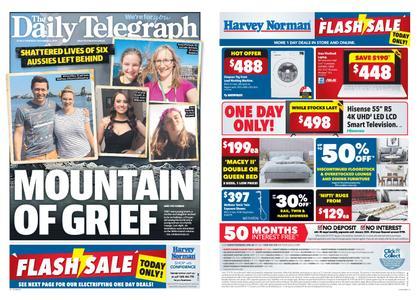 The Daily Telegraph (Sydney) – December 12, 2019
