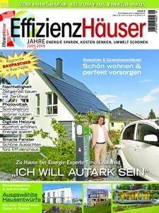 EffizienzHäuser – Juli 2019