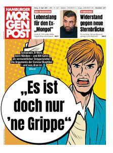Hamburger Morgenpost – 24. April 2020