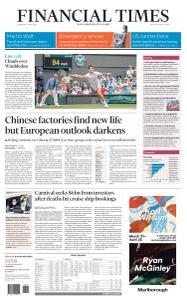 Financial Times USA - April 1, 2020