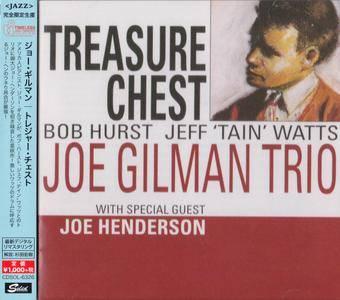 Joe Gilman Trio with Joe Henderson - Treasure Chest (1991) {2015 Japan Timeless Jazz Master Collection Complete Series}