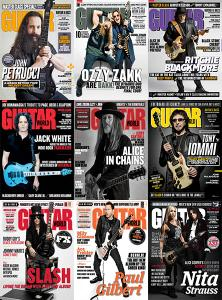 Guitar World -  Full Year  2018 Collection