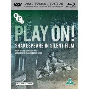 Play On! Shakespeare In Silent Film (2016)