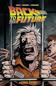 IDW-Back To The Future Hard Time 2020 Hybrid Comic eBook