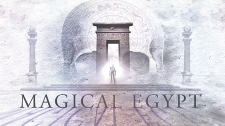 Magical Egypt - Ancient Pyramid Cover Up