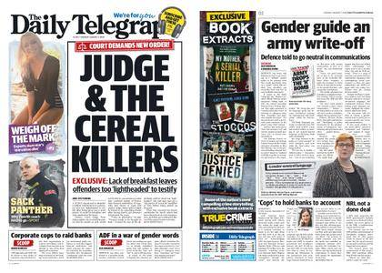 The Daily Telegraph (Sydney) – August 07, 2018