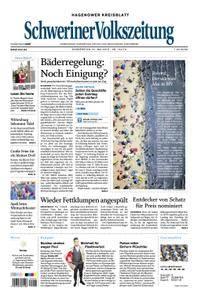 Schweriner Volkszeitung Hagenower Kreisblatt - 31. Mai 2018