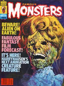 Famous Monsters of Filmland 169