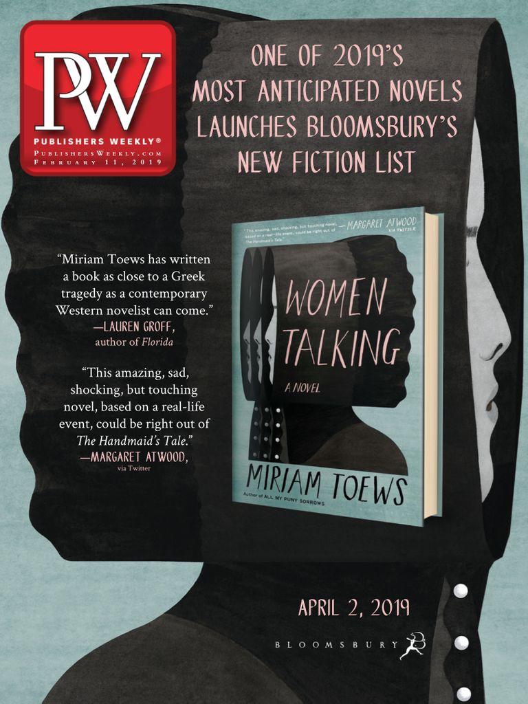 Publishers Weekly - February 11, 2019