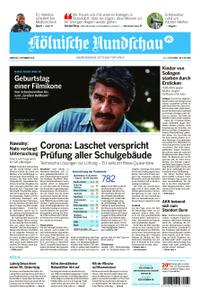 Kölnische Rundschau Wipperfürth/Lindlar – 05. September 2020